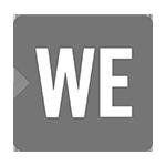 WE - Logo