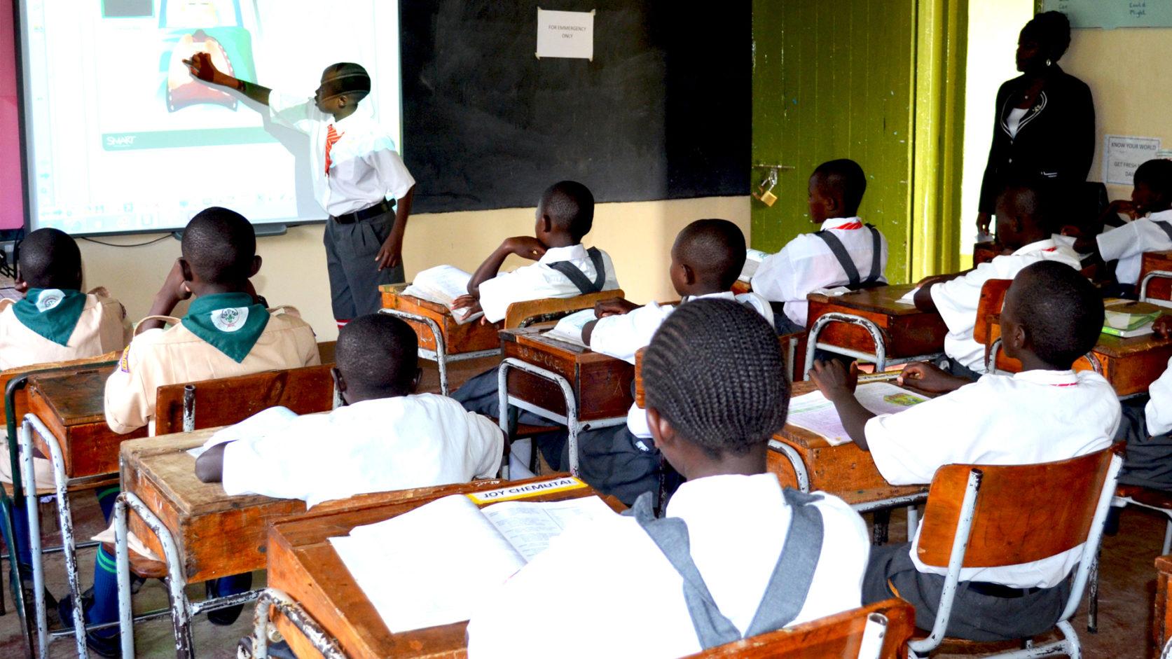Fluorspar School Program