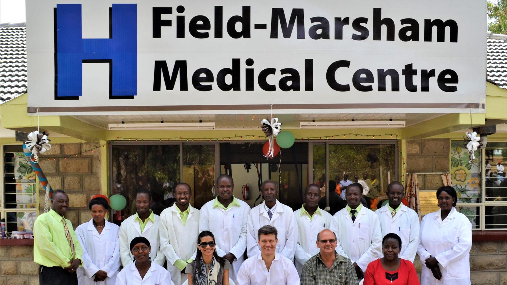 Field-Marsham Medical Centre
